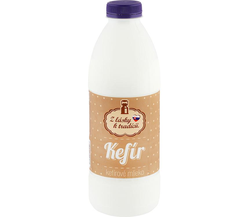 Kefírové mlieko