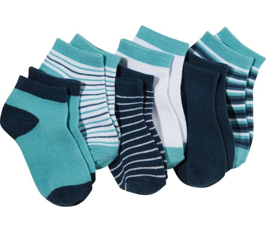 Chlapčenské členkové ponožky