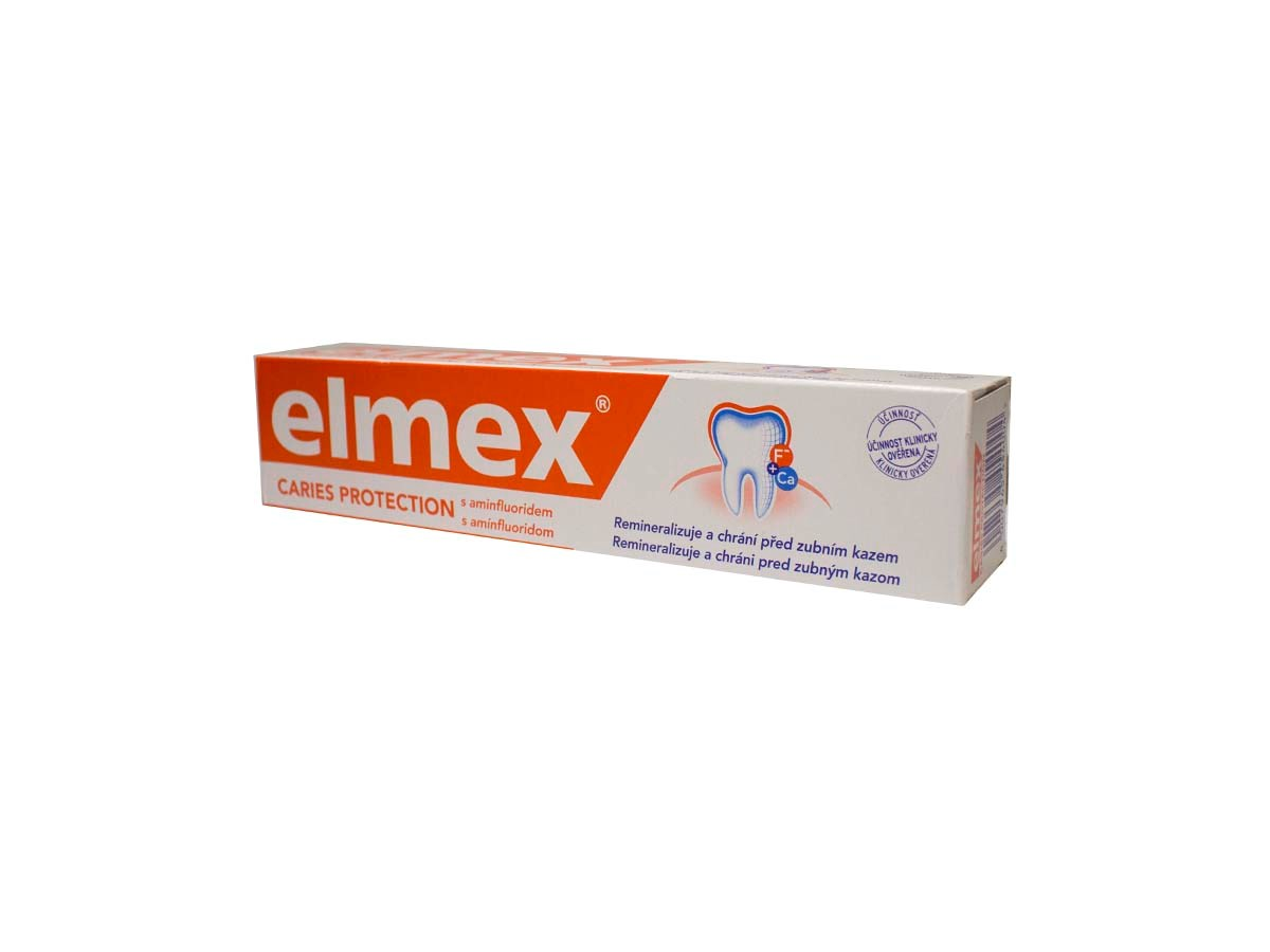 Elmex Caries protection zubná pasta 1x75 ml