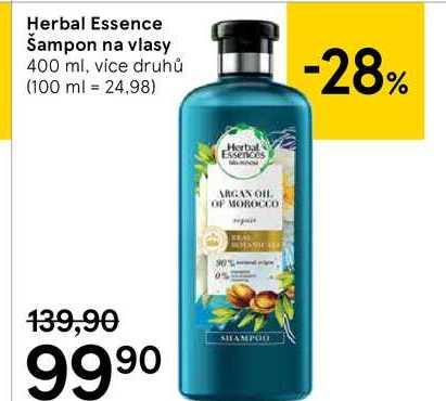 Herbal Essence Šampon na vlasy, 400 ml