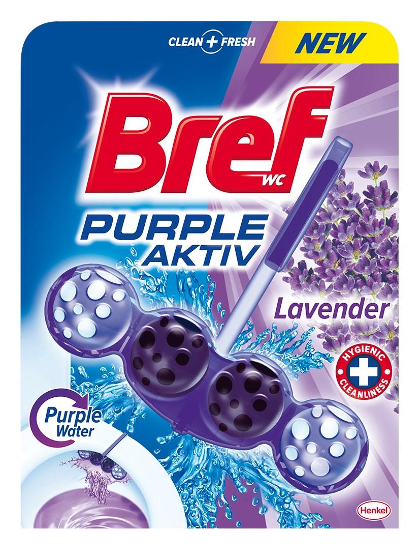 Bref Purple Activ lavander 1x50 g