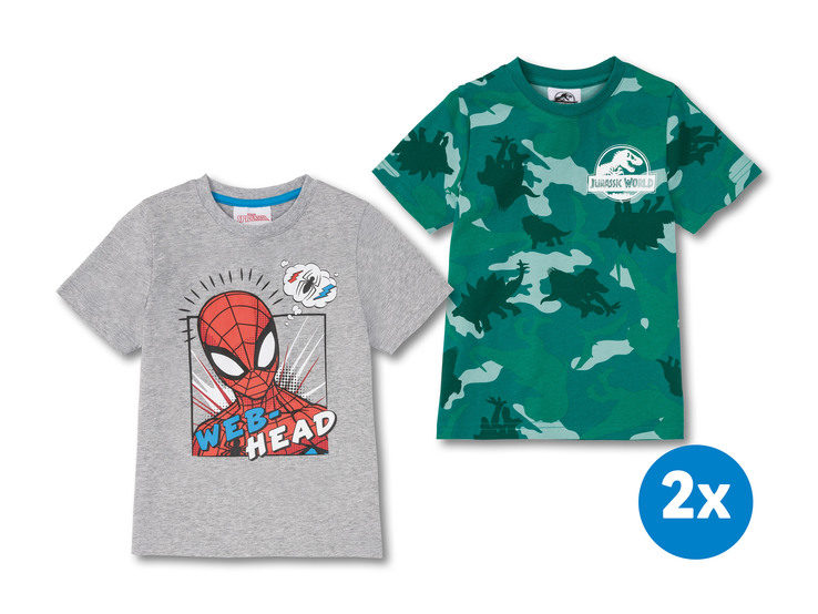 Chlapčenské tričká