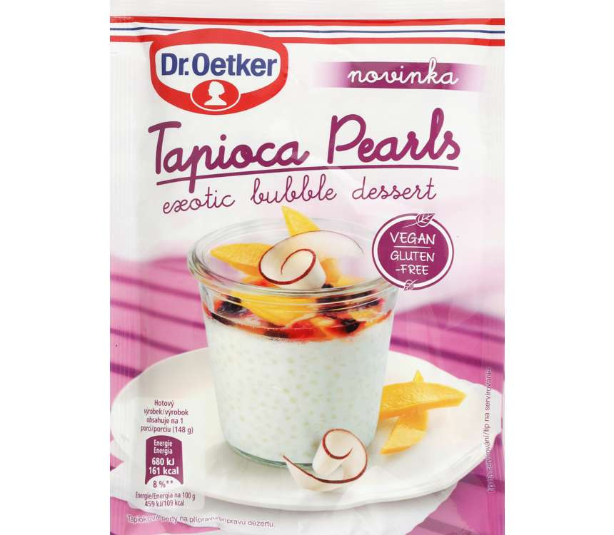 Tapiokové perly
