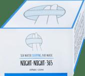 Pleťové tampóny a maska Night Night 365, 26 ks