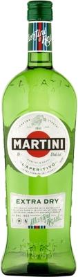 Martini Extra Dry 15% 1,00 L