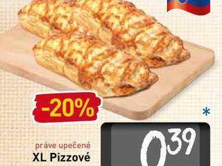 XL pizzové  72 g