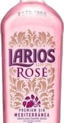 Obrázok Larios Rosé Gin 37,5% 0,70 L