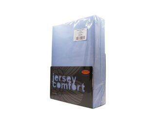 Prestieradlo Comfort Jersey 177 180x200cm modré Sintex 1ks