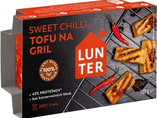 Obrázok Tofu na gril Sweet chilli, 180...