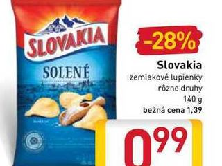 SLOVAKIA lupienky  140 g