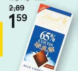 Lindt Excellence, 80 g