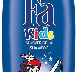 Fa Kids pirát sprchový gél detský 1x250 ml