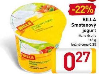 Obrázok  Smotanový jogurt 145 g