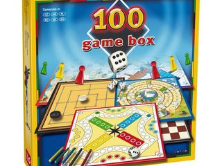Obrázok Súprava - 100 stolových hier
