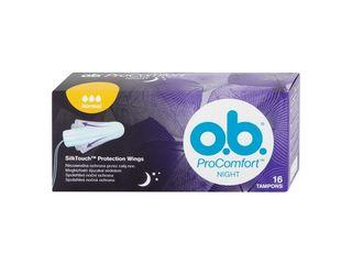 o.b. Tampóny ProComfort night normal 1x16 ks