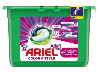 Obrázok Ariel Complete gélové kapsuly 13 praní 1x1 ks