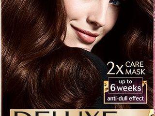 Palette Deluxe 760 oslnivo hnedý farba na vlasy 1x1 ks