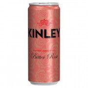 KINLEY TONIC BITTER ROSE 0,33l PLECH