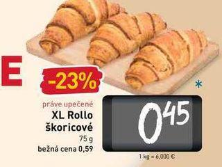 Obrázok   XL Rollo škoricové 75 g