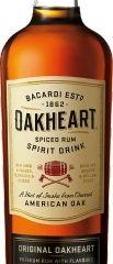 Obrázok Bacardi Oakheart 35% 1,00 L