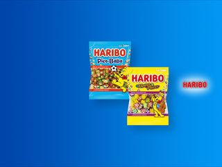Haribo cukríky