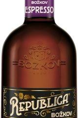 Božkov Republica Espresso 35% 0,70 L