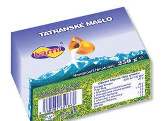 Tatranské maslo 82 %