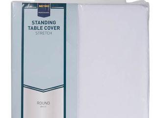 Obrus Onyx banketový pr. 62cm biely Metro Professional 1ks