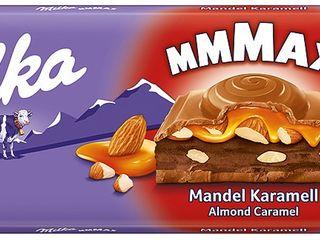 Čokoláda Milka Almond Caramel,...