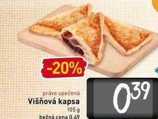 Obrázok  Višňová kapsa 105 g