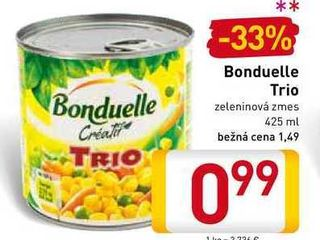 Bonduelle Trio 425 ml