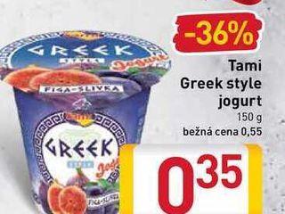 Tami Greek style jogurt 150 g