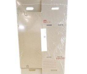 Krabica s odklopným vekom L 42x32,5x31cm SIGMA 2ks