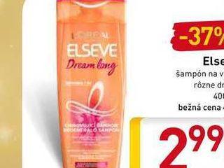 Elseve šampon 400 ml