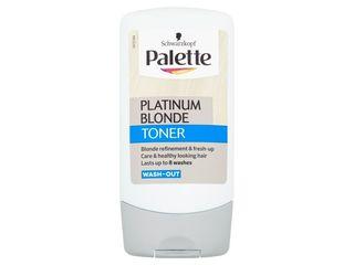 Palette Platinum Blonde Toner farba na vlasy 1x150 ml