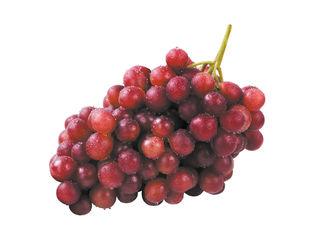 Obrázok Ružové hrozno