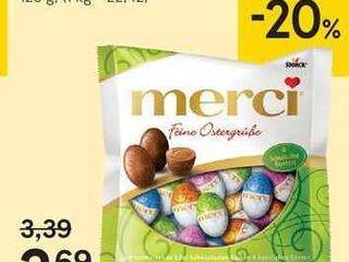 Obrázok Merci vajíčka, 120 g