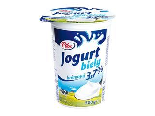 Obrázok Biely jogurt