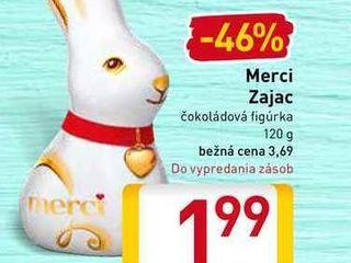 Merci Zajac 120 g