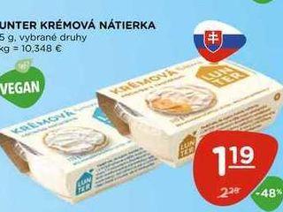 LUNTER KRÉMOVÁ NÁTIERKA 115 g