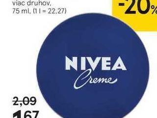 Nivea krém CREME, 75 ml