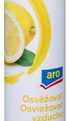Obrázok ARO Osviežovač vzduchu citrón 1x300 ml