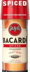 Obrázok Bacardi Spiced 35% 0,70 L On Pack