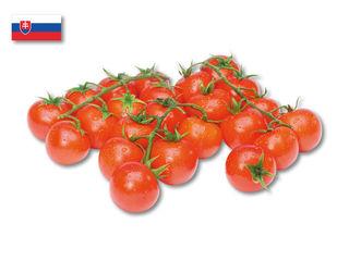 Obrázok Cherry paradajky strapcové