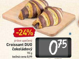 Croissant čokoládový 90 g