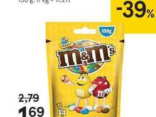 Obrázok M&M's, 150 g
