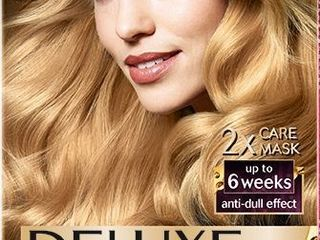 Palette Deluxe 345 žiarivo zlatá blond farba na vlasy 1x1 ks