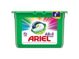 Obrázok Ariel Color gélové kapsuly 14 praní 1x1ks