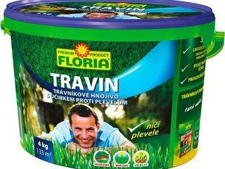 Floria Hnojivo Travin 4 kg