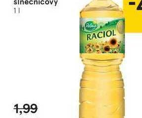 Raciol olej slnečnicový, 1 l